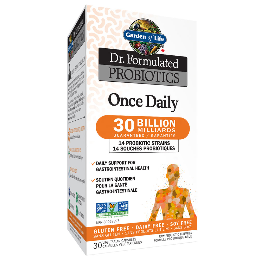 : Garden of Life Dr. Formulated Once Daily 30B Probiotics