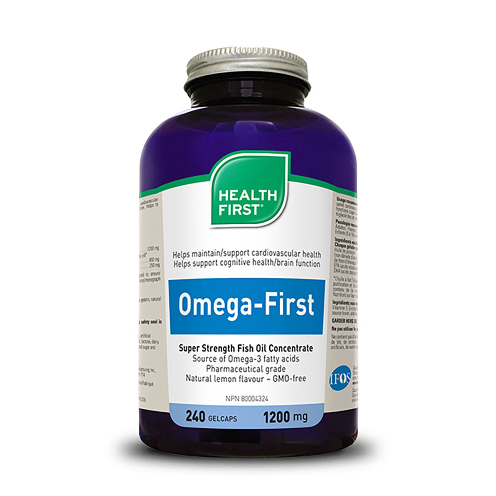 : Omega-First